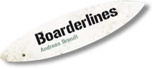 Boarderlines & Boarderlines – Fuck You Happiness Logo